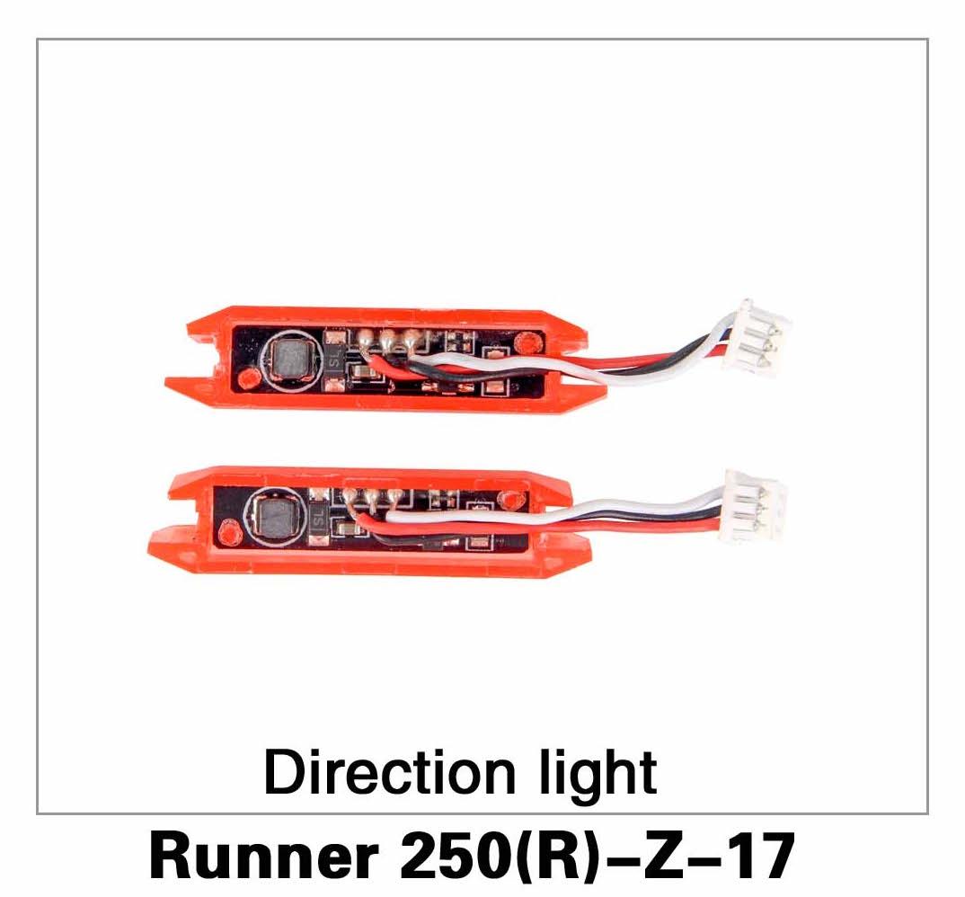 Direction Light Runner 250(R)-Z-17