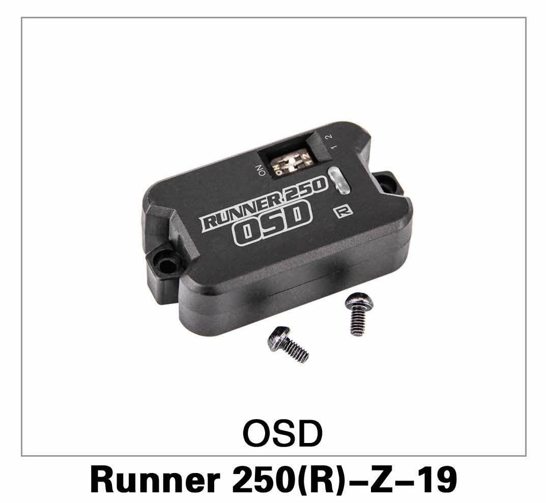 OSD Runner 250(R)-Z-19