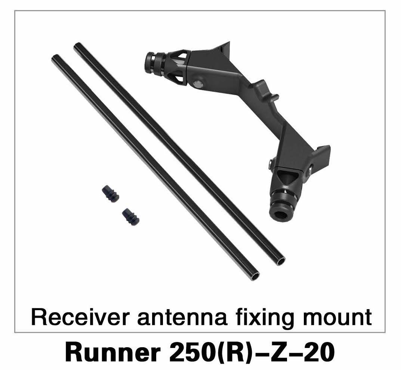 Receiver Antenna Fixing Mount Runner 250(R)-Z-20